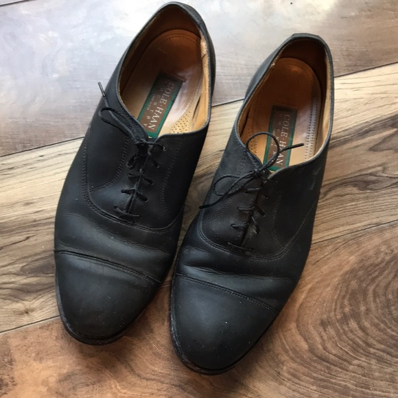 Cole Haan Shoes | Vibram Black Dress